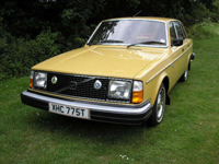 129 1979 volvo 244 dl auto icon