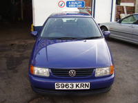 138 1998 volkswagen polo 1.4 cl icon