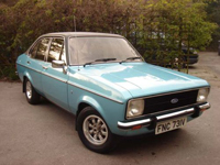 14 1979 v ford escort mk2 icon
