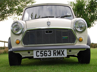 151 1985 austin mini city auto icon