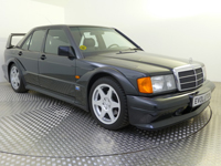 152 1990 mercedes benz 190 evolution ii icon