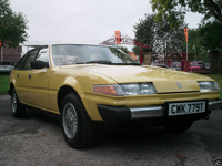 2 1978 rover 2600 yellow icon
