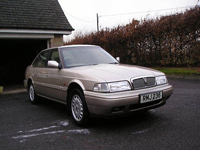 202 1998 rover 800 stirling icon