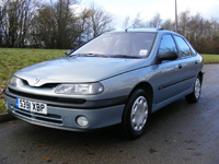 219 1998 renault laguna rt icon