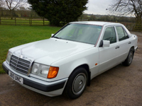 222 1991 mercedes e230 saloon icon