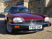 224 1989 jaguar xj-s 5.3 v12 auto icon