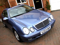 228 2000 mercedes clk320 elegance automatic icon