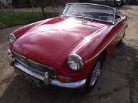 235 1967 mgb roadster mk1 icon