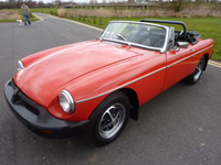 26 1798cc mgb roadster icon