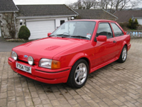 268 1989 ford escort 1.6 rs turbo series ii standard icon