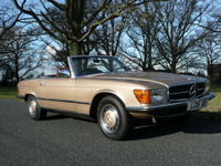 272 1980 mercedes 350 sl icon