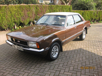 299 1978 ford cortina 2000 ghia mk4 icon