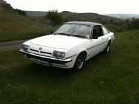 333 1977 opel manta sr berlinetta white icon