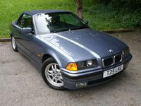 356 1999 bmw 318 1.8i convertible icon