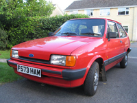 362 1989 ford fiesta 1.1 icon