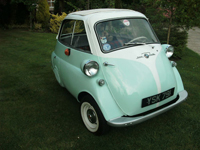 403 1962 bmw isetta 300 bubble car icon