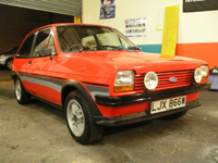 411 1981 ford fiesta mk1 supersport icon