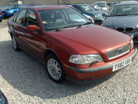 412 1999 volvo sv 40 series 2.0i cd icon