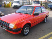 43 1981 ford escort mk3 icon