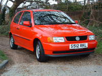 440 1998 vw volkswagen polo automatic cl 1.4 3dr icon