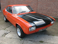 445 1970 ford capri 3000gt icon
