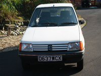 457 1987 peugeot 205 junior 954cc petrol icon