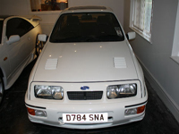 458 1992 ford sierra cosworth immaculate 1993cc petrol icon