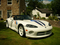 461 1996 dodge viper hennessey venom 600 f1 historic vehicle icon
