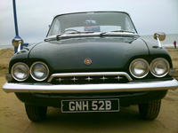 463 1964 ford consul capri 1500 icon
