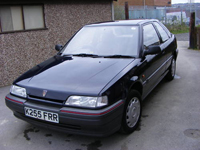 47 rover 214 si manual icon