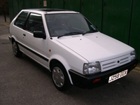 475 mint 1992 automatic nissan micra icon