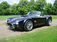 491 ram sec ac cobra replica with a unique tvr inspired interior paintwork icon