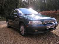 5 volvo s40 cd icon