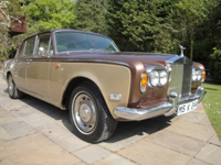 503 1975 rolls royce silver shadow icon