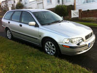 511 2002 volvo v40 s 1.8 petrol estate icon