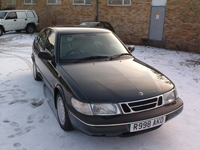 533 1997 saab 900 i se 2.0 litre automatic icon