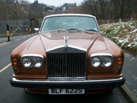 544 1977 rolls royce shadow ii classic car icon