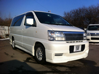547 1998 nissan elgrand homy highway star mpv diesel automatic icon