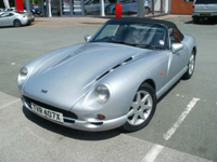 580 1997 tvr chimaera 5.0 convertible icon