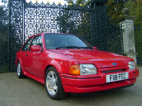 617 1989 ford escort 1.6 rs turbo icon