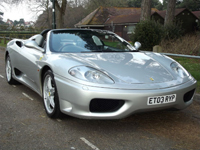 619 2003 ferrari 360 spider icon