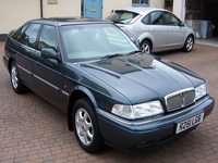 634 1998 rover 820 si auto blue icon