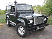 70 1998 land rover 90 defender tdi icon