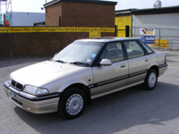 72 1994 rover 414 sli gold icon