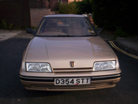 78 1987 rover 800 2l si gold icon