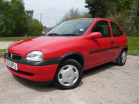 80 1998 s vauxhall corsa breeze 16v automatic icon