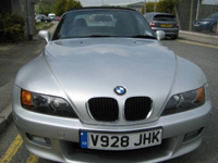 82 1999 bmw z3 2.0 se roadster icon