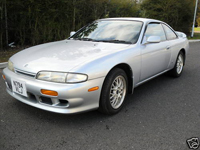 88 1996 nissan silvia 2.0 non turbo icon