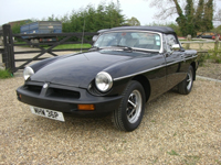 95 1976 mgb roadster 1.8l icon