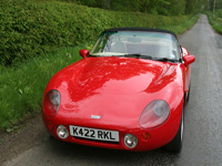 1017 1992 TVR Griffith Icon
